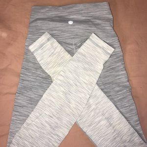 lulu lemon ombré leggings